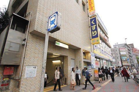 s-千石駅01