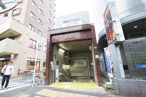 江戸川橋駅 (2)
