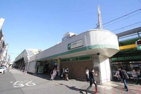 水道橋駅 (3)