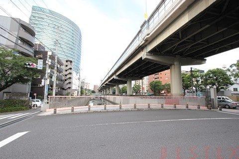 飯田橋駅方面
