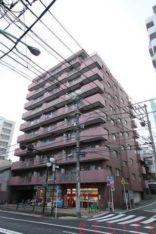 朝日千駄木マンション 8階