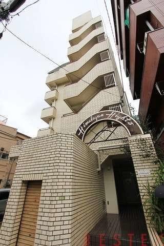 ヒマラヤンハイツ 3階