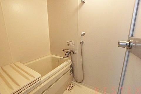 追い焚き機能付バスルーム