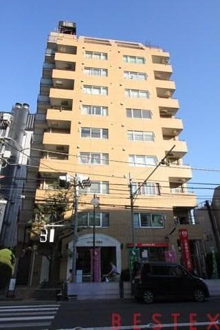 イトーピア千駄木マンション 4階