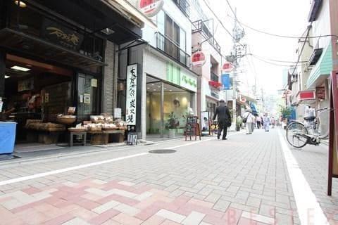 地蔵堂り商店街
