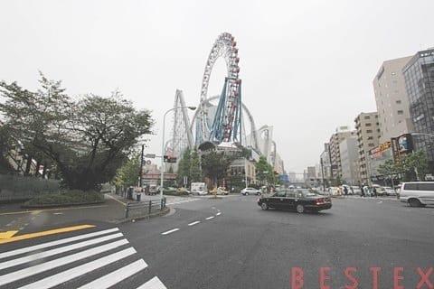 東京ドーム・ラクーア