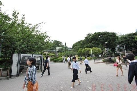駅前広場・公園