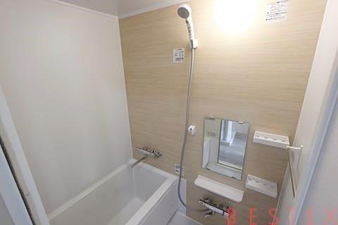新品バスルーム