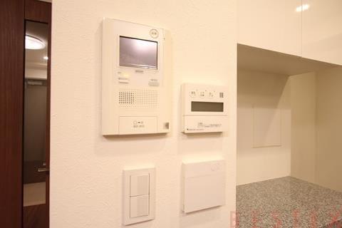 モニター付きインターホン、床暖房
