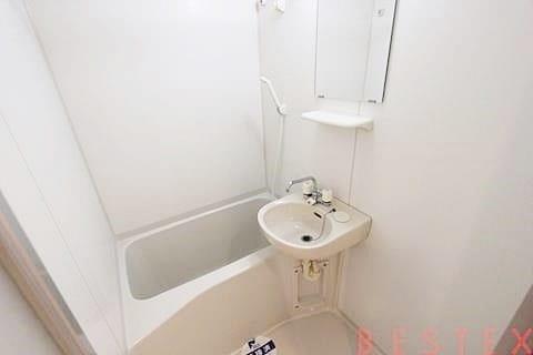 浴室乾燥機完備バスルーム
