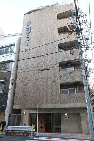 スカイコート文京湯島 901
