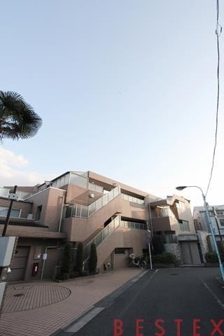 マートルコート文京西片 3階