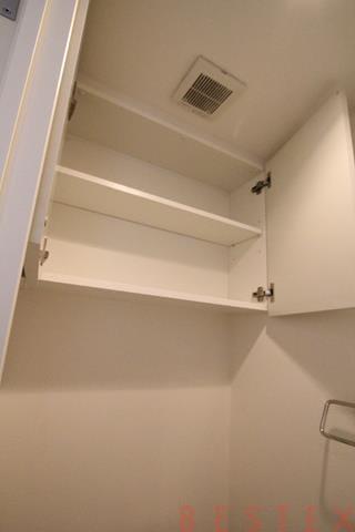 トイレ収納棚