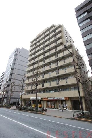 朝日関口マンション 4階