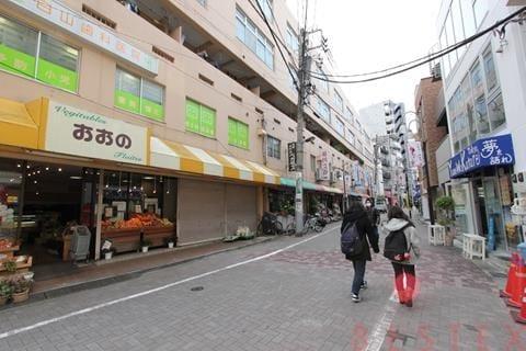 京華通り商店街