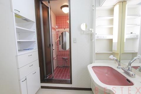 独立洗面台&バスルーム