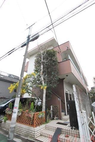 上野マンション 105