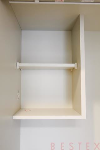 キッチン上部 棚