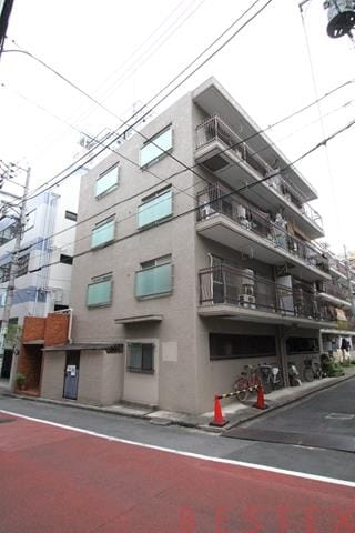 小石川コーポビアネーズ 2階