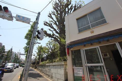 駒込公園前交番