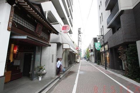 地蔵通り商店街