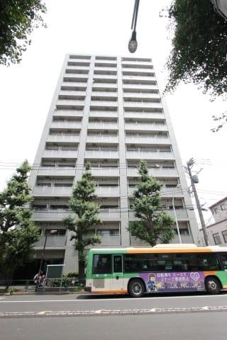 レジディア文京本駒込 706