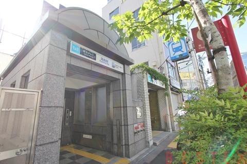 千代田線『湯島』駅