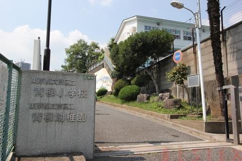 青柳小学校