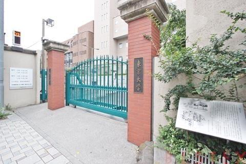 東京大学鉄門