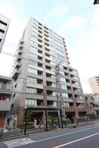 根津シティタワー 6階