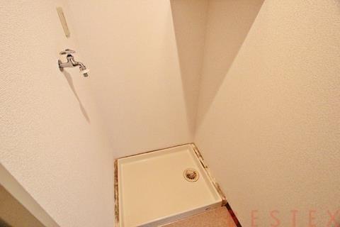 室内洗濯機置場完備