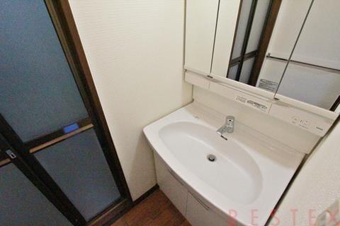 独立洗面台2箇所