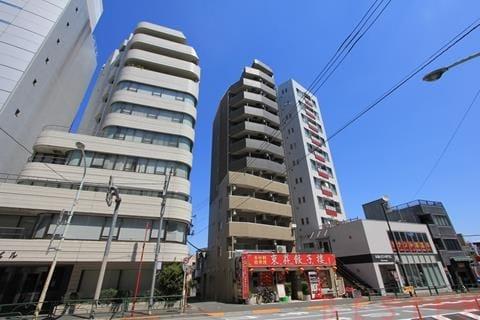 シンシア本郷三丁目 8階