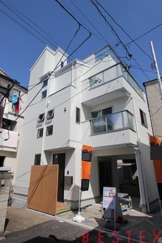 本駒込三丁目新築戸建A号棟(83.91㎡)