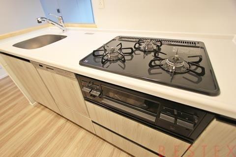 食洗機完備