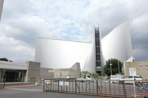 東京カテドラル 聖マリア大聖堂