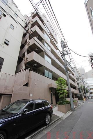 朝日クレス・パリオ湯島 1階