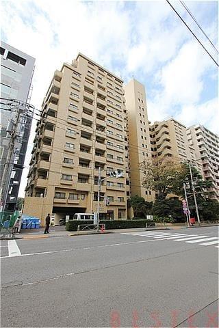 マンション小石川台 13階