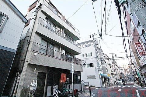 菊坂通り沿い
