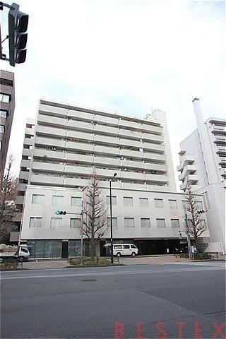 関口町住宅 8階