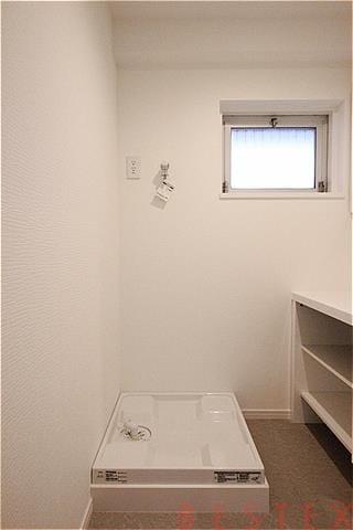 洗濯域置き場