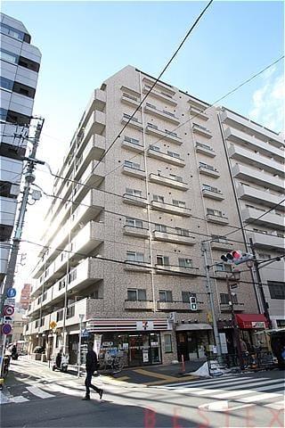 朝日根津マンション 9階