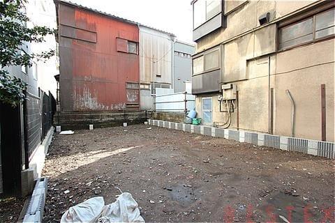 小石川2丁目売地(53.54)