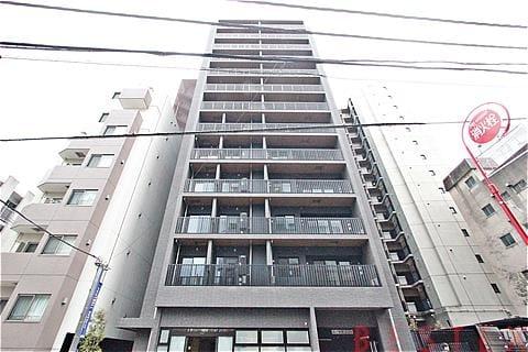 鉄筋コンクリート造13階建て