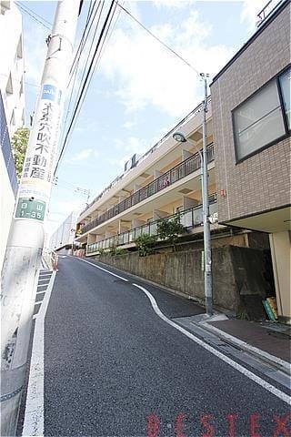 ペガサスマンション浄心寺坂 4階