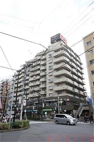 朝日白山マンション 3階
