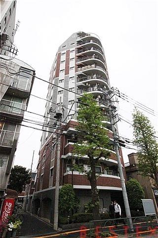ジェイパーク東大前タワーウエスト 4階