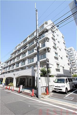 東海文京マンション 2階