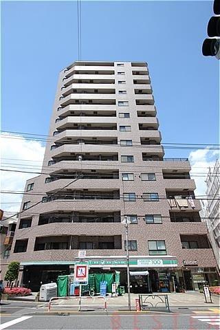 ルピナス本駒込 11階