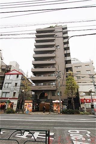 コスモ文京向丘 8階